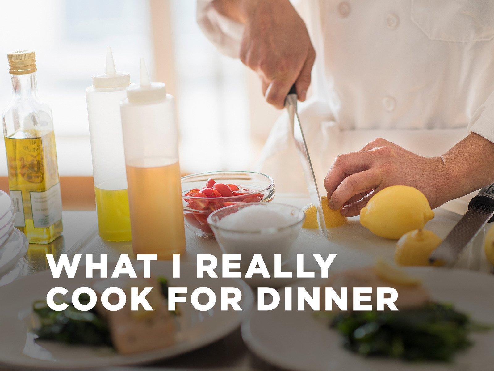 What I Really Cook for Dinner - Season 1