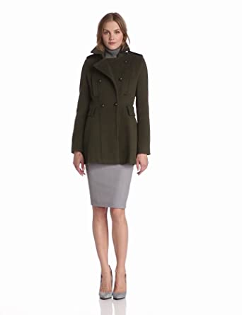 McGinn Women's Elena Fit and Flare Coat