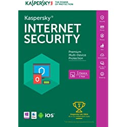 Kaspersky Internet Security 1 Device 1 Year - Download