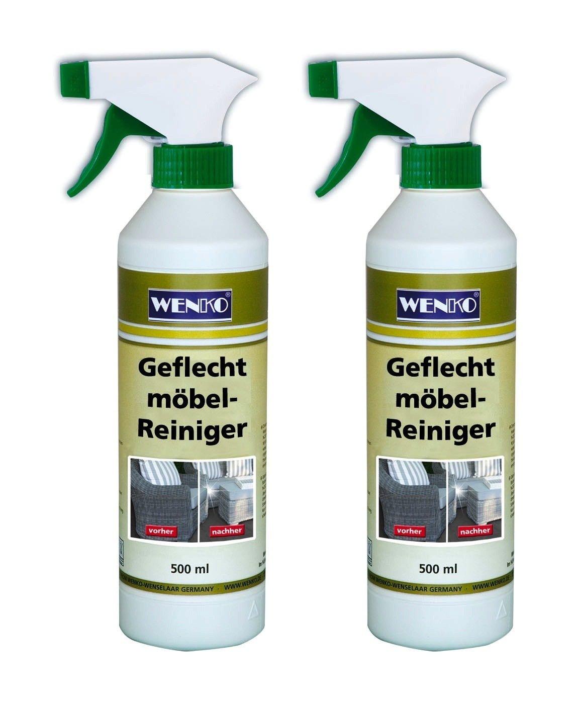 Garten Geflechtmöbel-Reinigerset ( 2er Set)