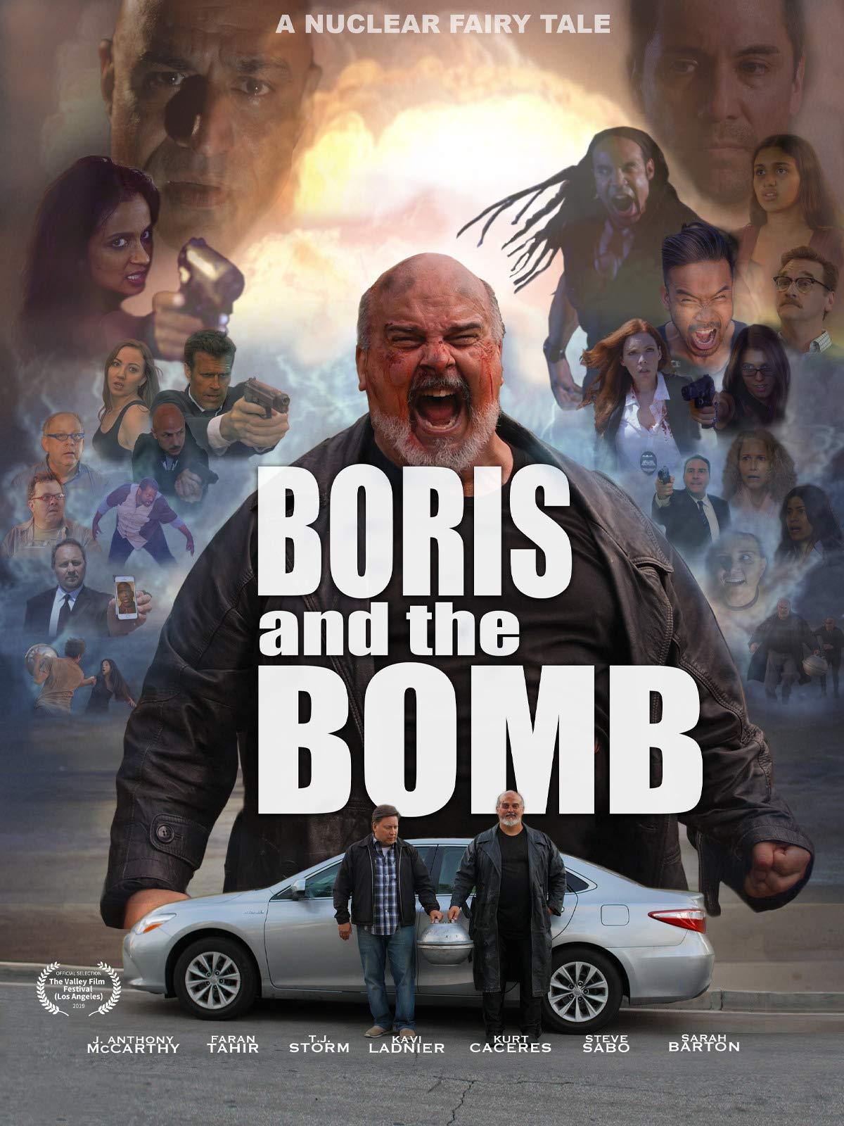 Boris and the Bomb on Amazon Prime Video UK