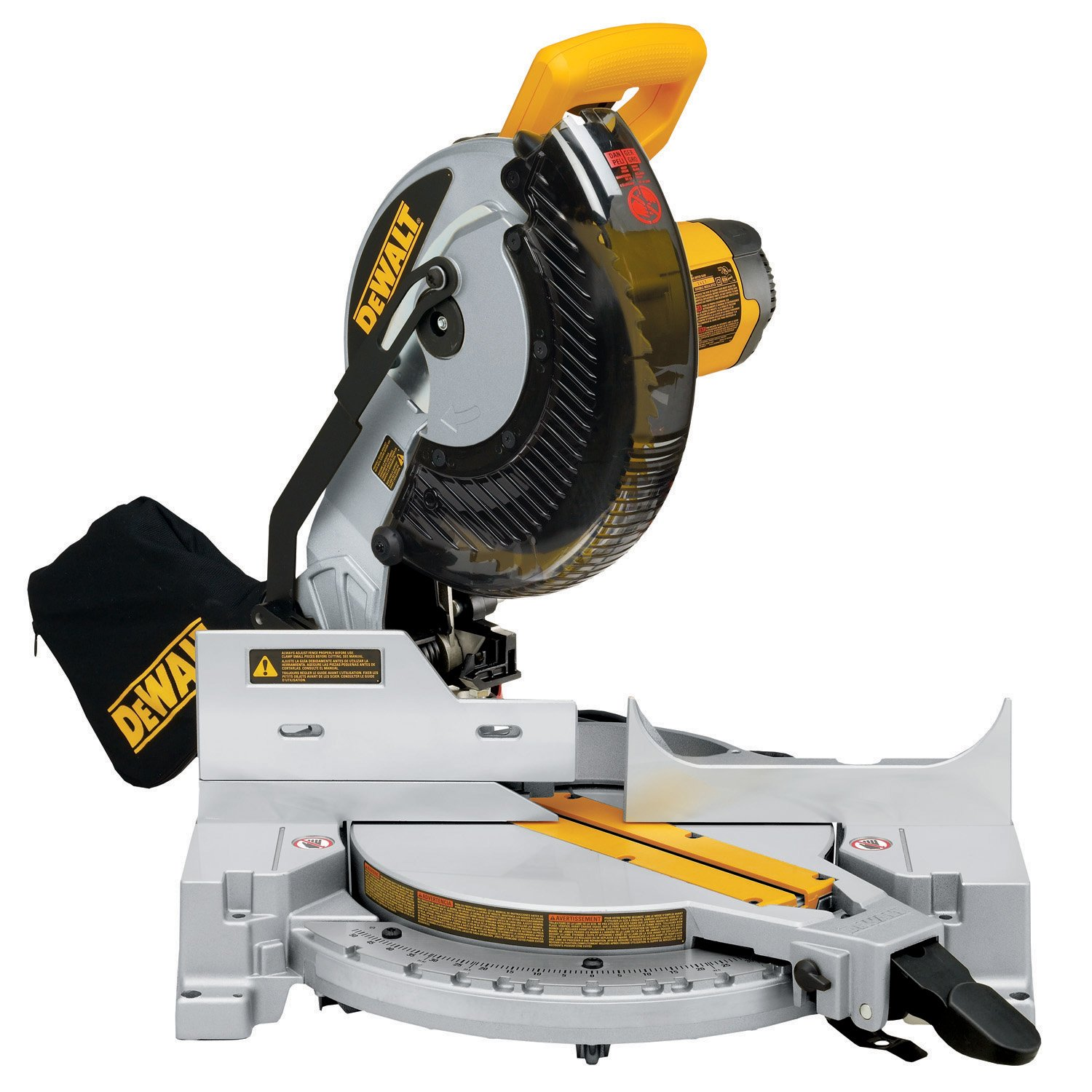 dewalt dw713 10 inch compound miter saw review remodeling know how. Black Bedroom Furniture Sets. Home Design Ideas