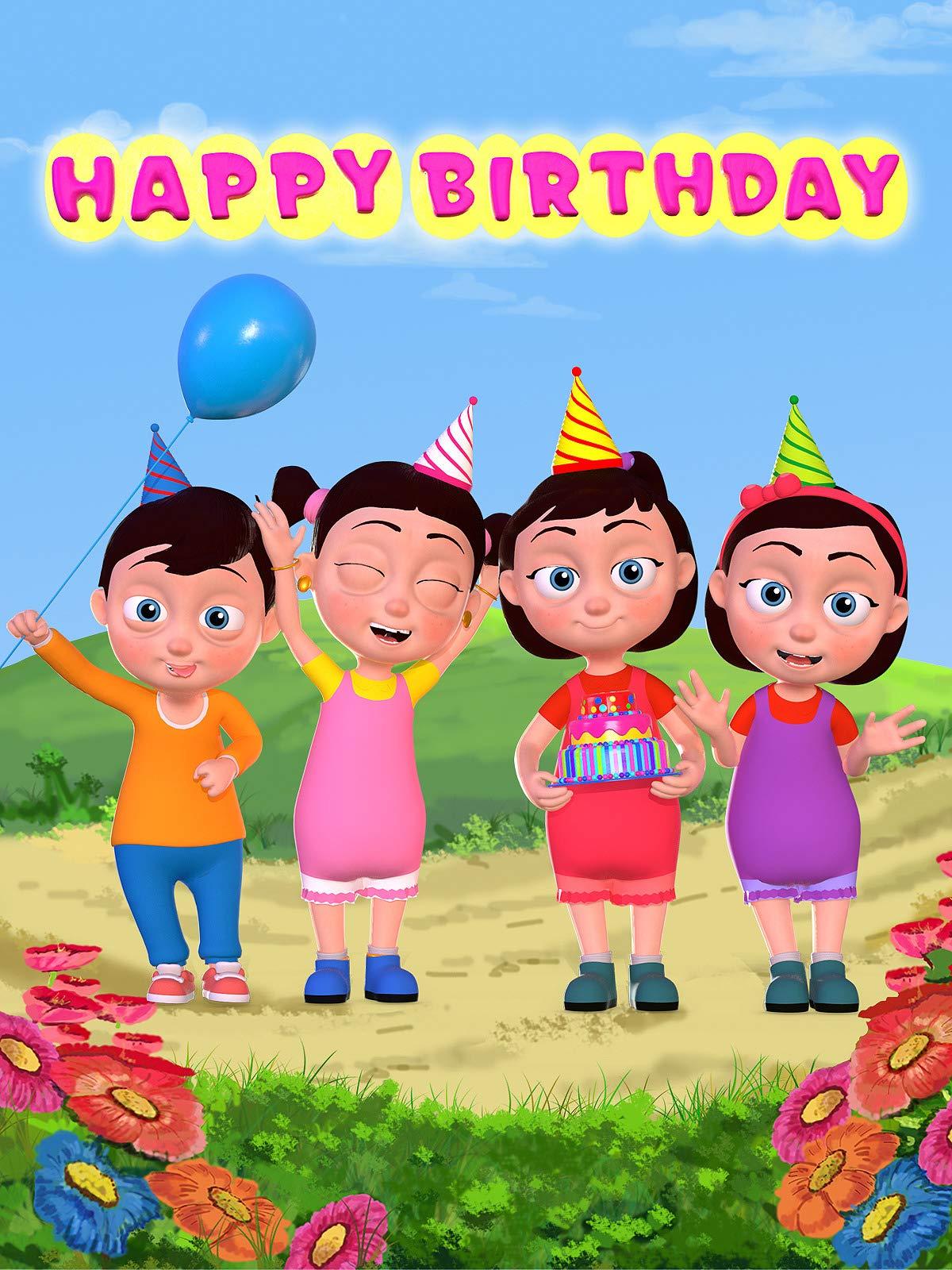 Happy Birthday on Amazon Prime Video UK