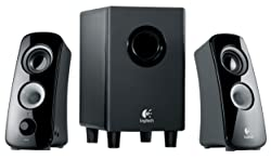 Logitech Z323 speakers for at-lp60