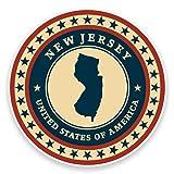 2 x Pennsylvania USA Vinyl Sticker Laptop Travel Luggage Car #5896