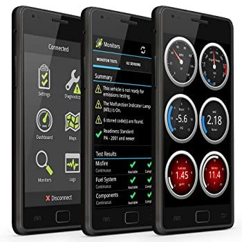 The Bluetooth OBD 2 readers