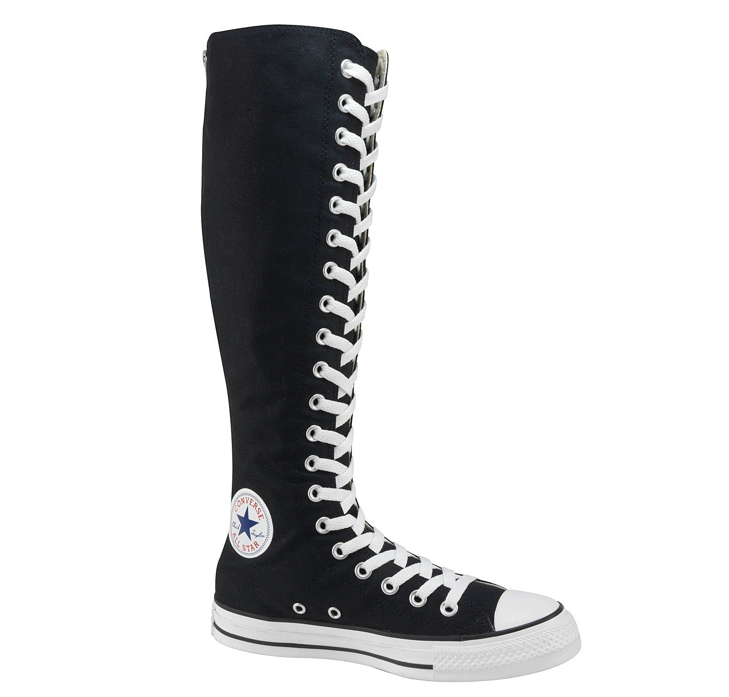 Ur Worst Nightmare - If Only I Knee High Converse Sneakers