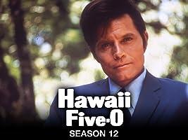Hawaii Five-O (Classic) Season 12 [HD]