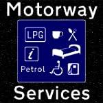 Motorway services Locator