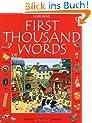 First Thousand Words (Usborne First Thousand Words)