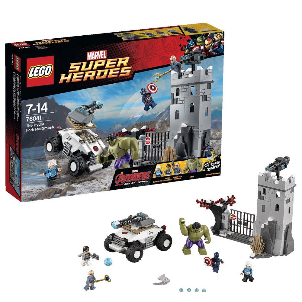Lego Marvel Super Heroes Avengers 76041 – Nummer 6 online bestellen