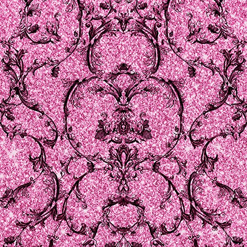 Tapete Barock Couture 701347 Design, Pink