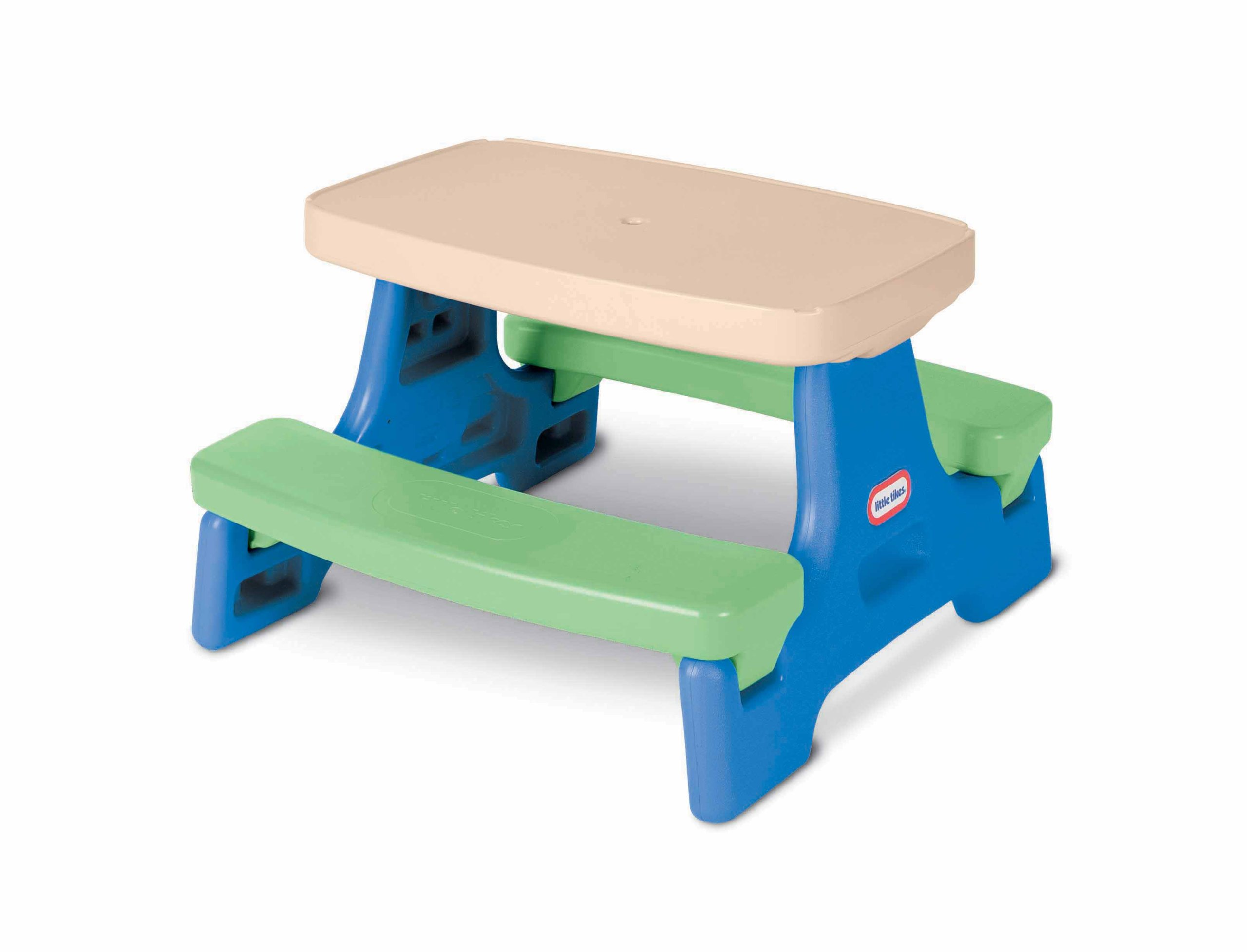 Little Tikes Easy Store Junior Play Table Ebay