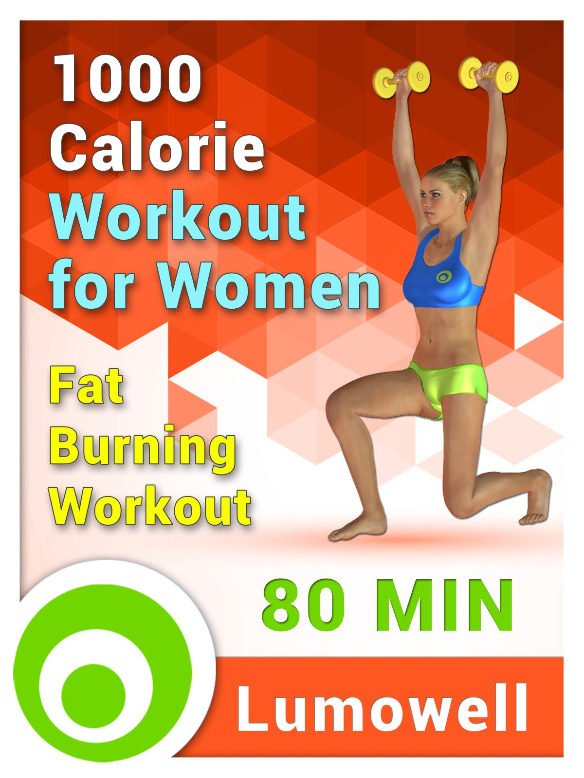 1000 Calorie Workout for Women