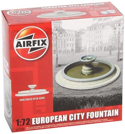 Airfix - Ai75018 - Maquette - Aviation - Fontaine De Ville Européenne - Echelle 1/72