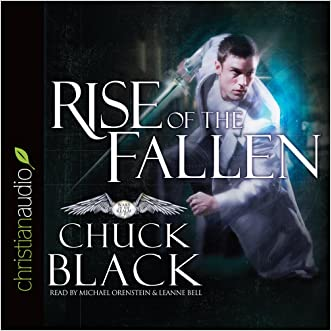 Rise of the Fallen (Wars of the Realm) written by Chuck Black