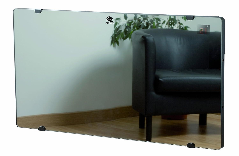Radiateurs �lectriques ALPATEC GLASS1500 BLANC 1500W