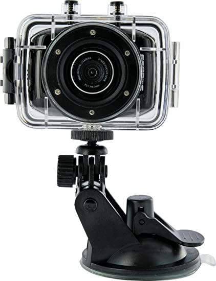 Schwaiger aV200SC action et caméra hD d'extérieur