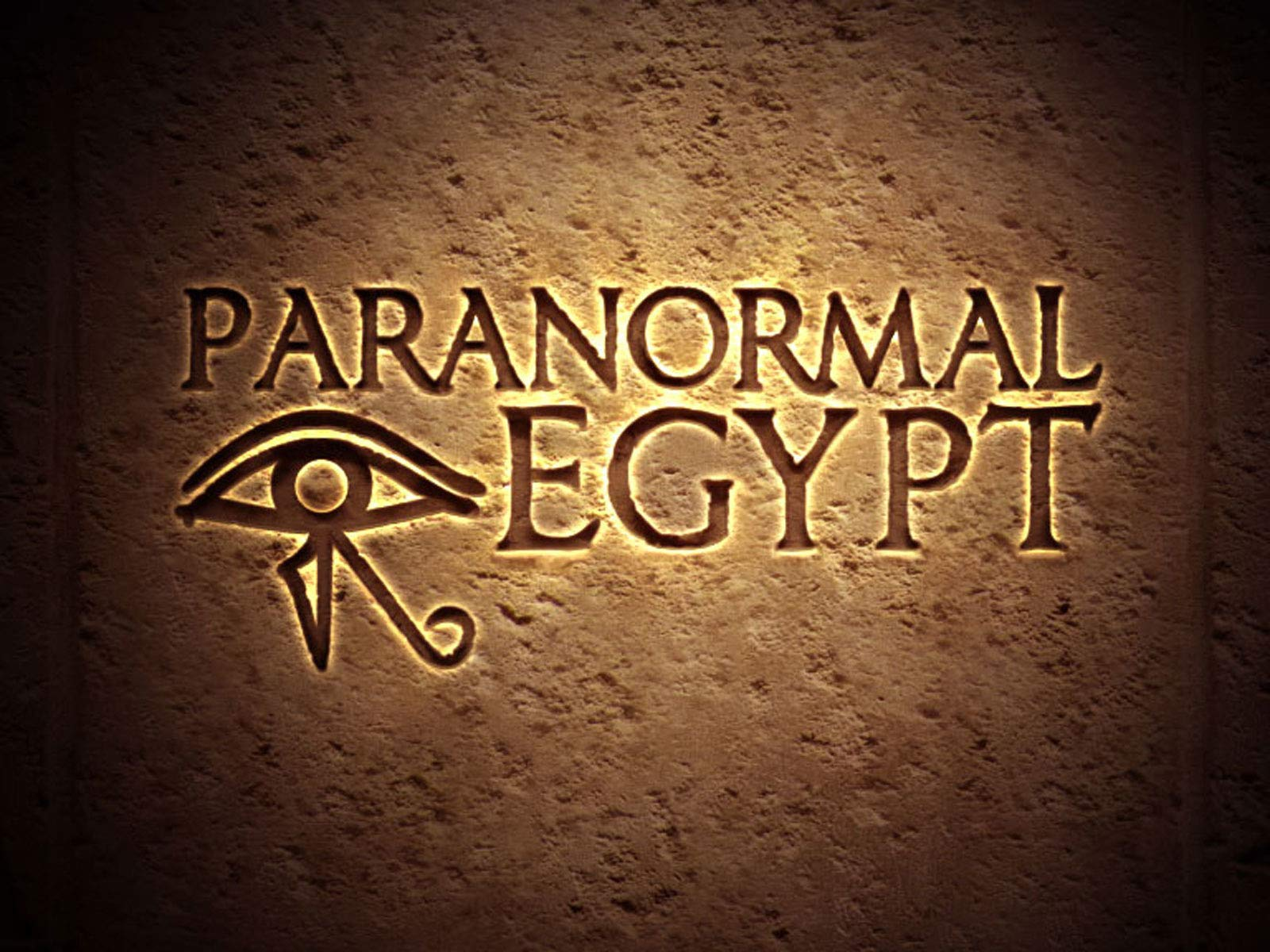 Paranormal Egypt - Season 1