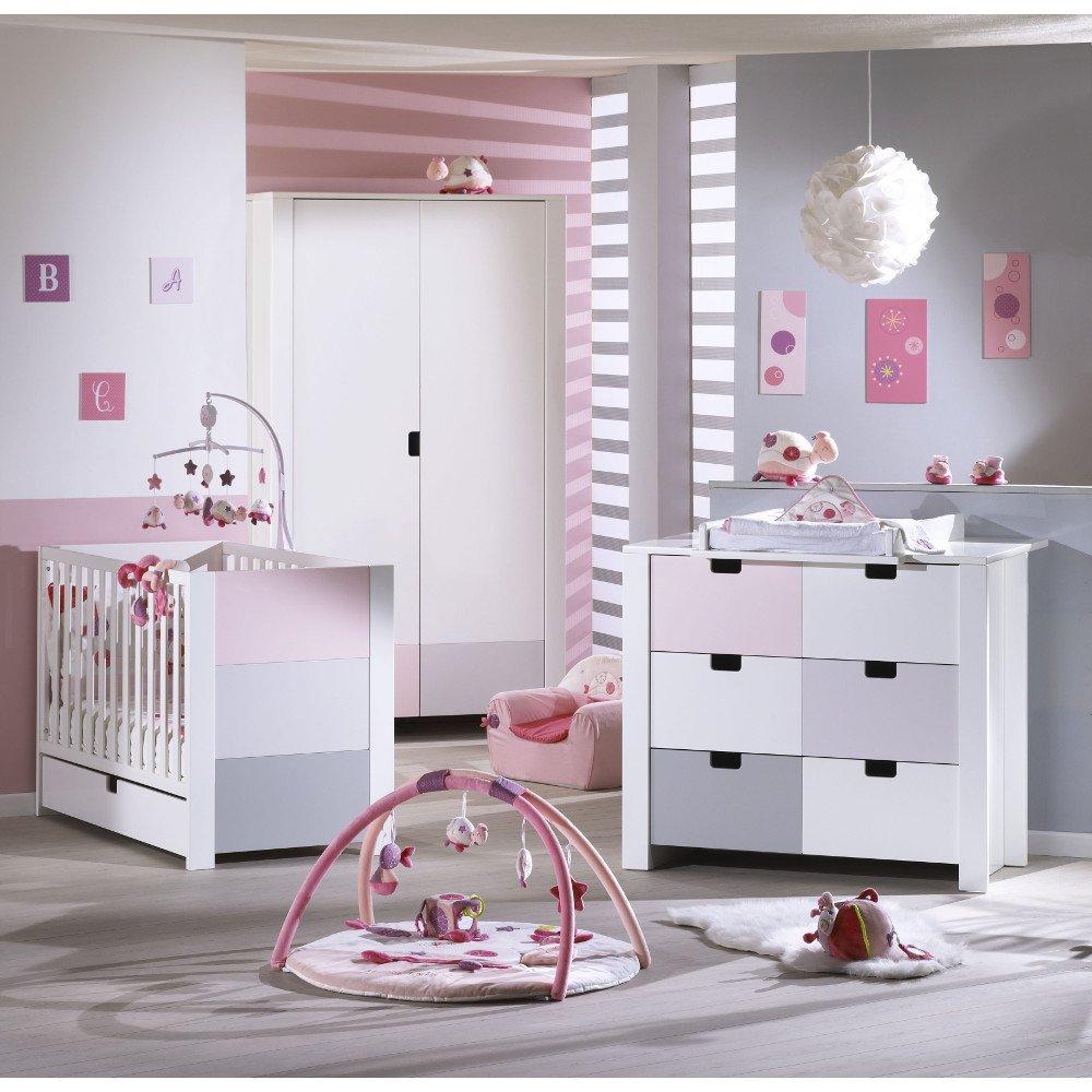"Sauthon Kinderzimmer ""City"" rosa günstig bestellen"