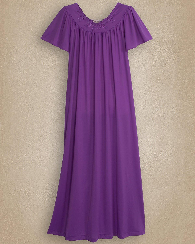 Женская ночная рубашка Shadowline Long Gown
