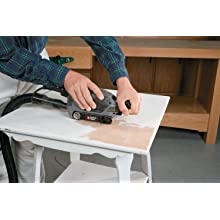 PORTER-CABLE 371K 2 1/2 by 14-Inch Compact Belt Sander Kit