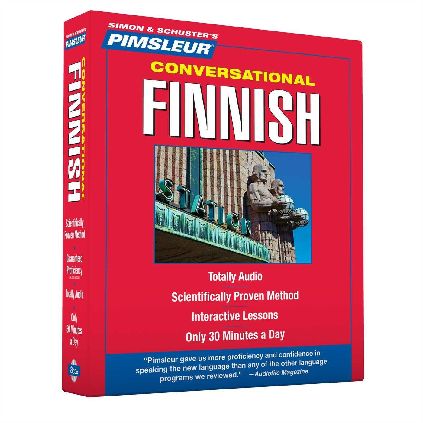 Pimsleur Conversational Finnish