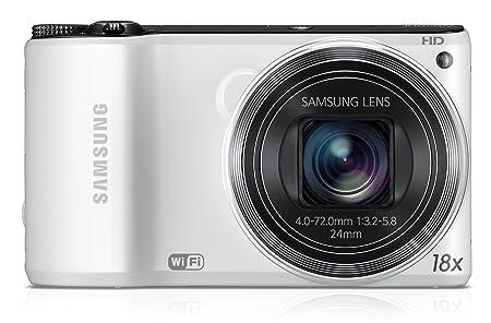 Samsung 200F Appareil Photo Numérique Compact 14.2 Mpix zoom 18 x Blanc