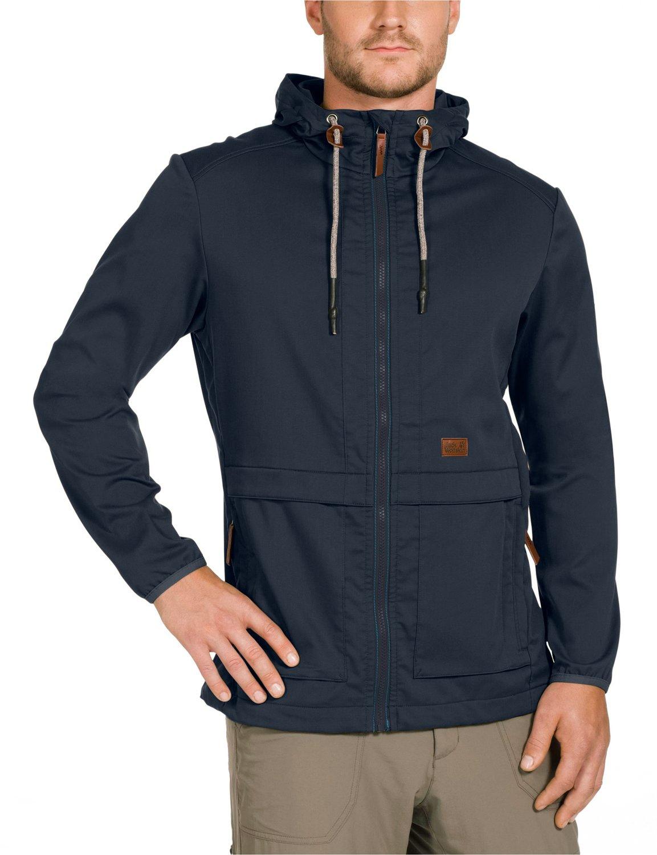 Jack Wolfskin Herren Softshelljacke Manitoba II Jacket M günstig bestellen