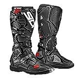 Sidi Crossfire 3 TA Boots (BLACK) (Color: Black, Tamaño: 48)