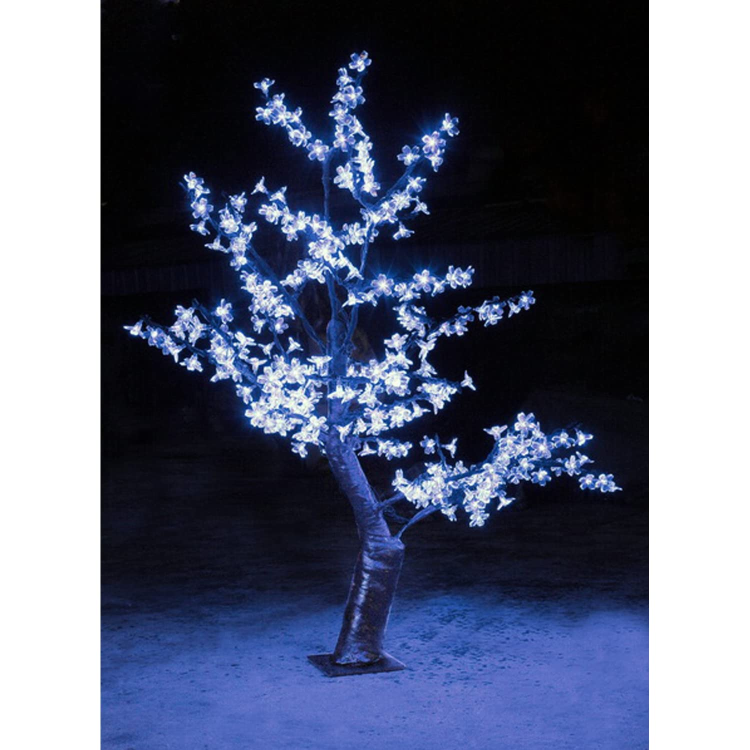 48-Inch high LED Indoor/ outdoor Lighted Tree