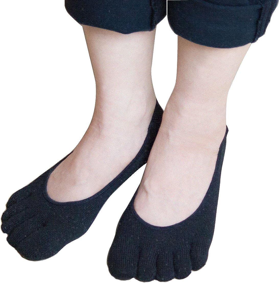 「千代治のくつ下 絹紡糸使用 シルク5本指パンプスインソックス 3足組 シルク86%伸縮あり スベリ止め付き」をamazonで見る»