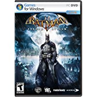 Batman: Arkham Asylum Game Of The Year Edition for PC [Download]