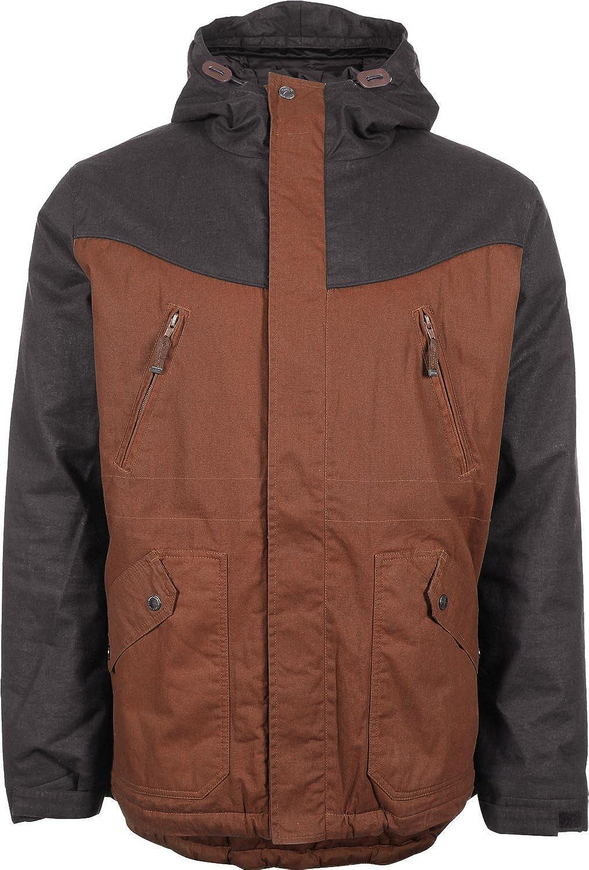 Cleptomanicx Winterjacke ORKA WINTER JACKET dark brown günstig online kaufen