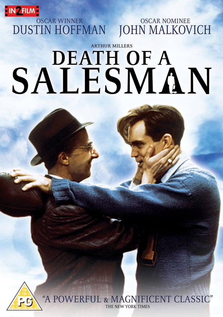 an essay on the book death of a salesman
