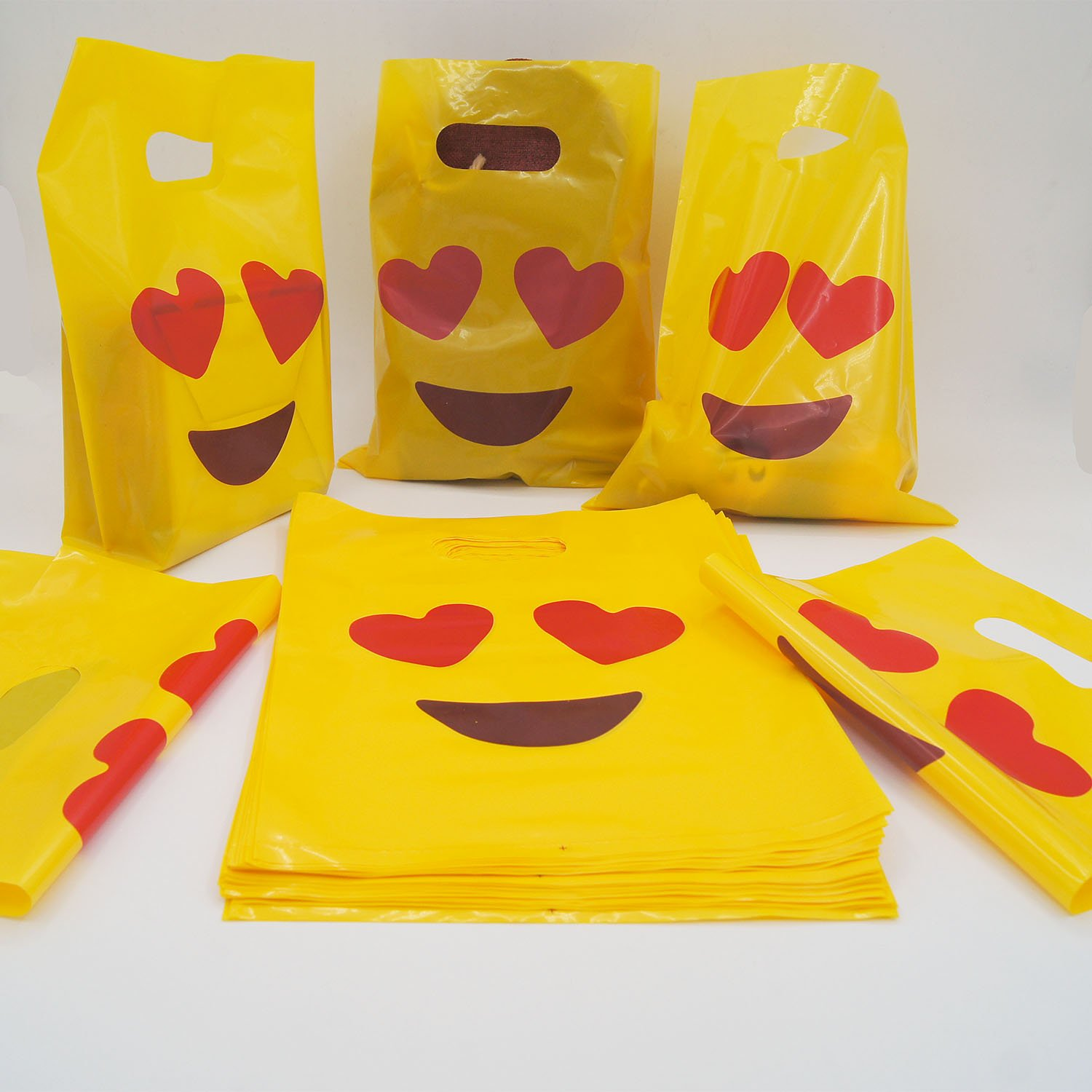 Glossy Merchandise Shopping Bags