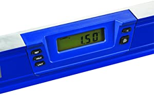 IRWIN Tools 2500E Electronic Box Level with Case, 48-Inch (1801099) (Color: Blue, Tamaño: 48-inch)