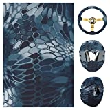Hayward Hydrographic Film, Water Transfer Printing, Hydro Dipping Film, for Home Automotive Guitar Decor YS079 (Color: As the Picture Shown, Tamaño: X-Large)