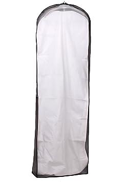 V v 186 cm longueur housse de de protection respirante pour v tements v tements et robes - Housse protection portant vetements ...