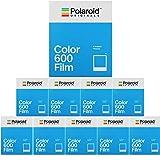 Polaroid Originals Instant Classic Color Film for 600 Cameras (Color: 600 Color)