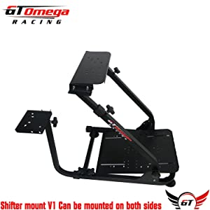 GT Omega Racing Wheel Stand for Logitech G29 Driving Force