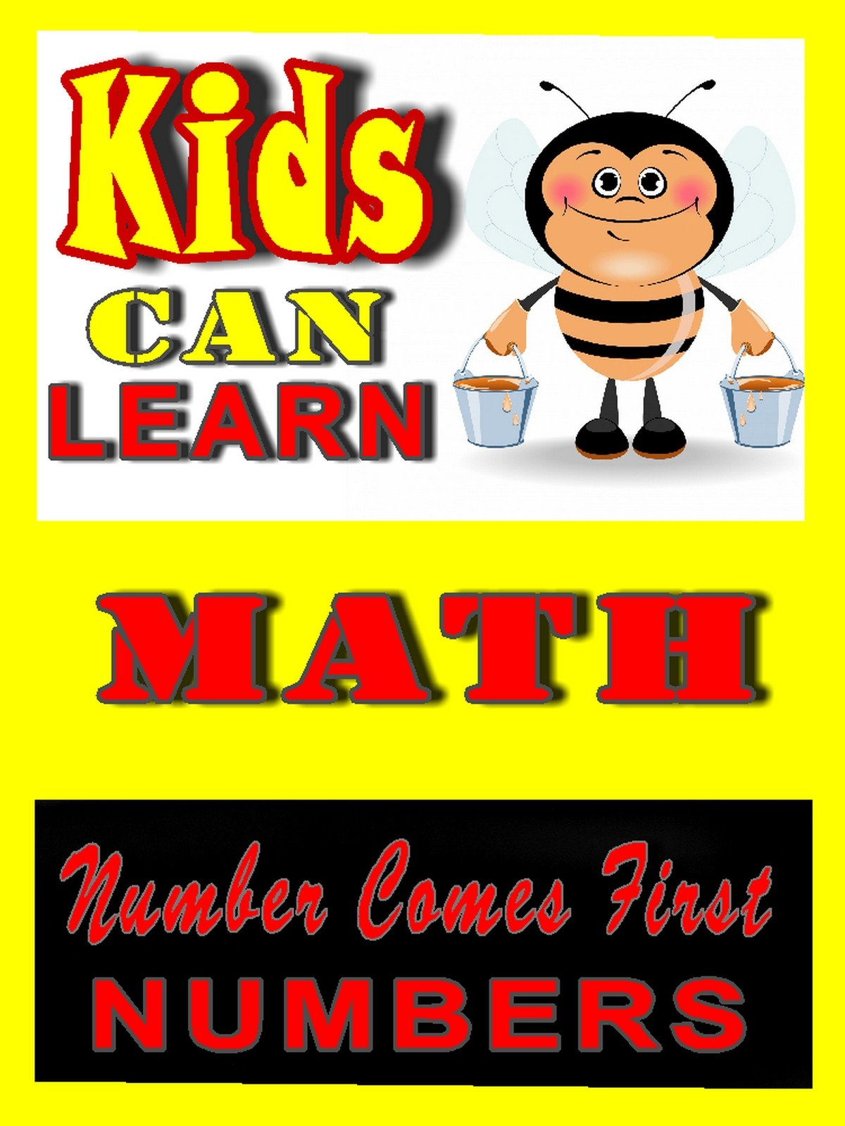 Kids can Learn Math, Number Comes First (Counting Numbers)