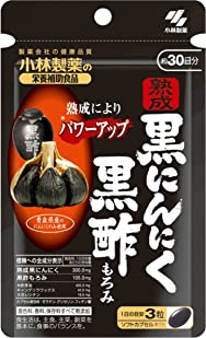 Kobayashi 小林制药 黑蒜精华 30日分90粒