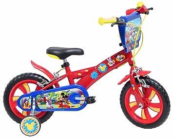 Vélo Enfant Mickey 12 pouces