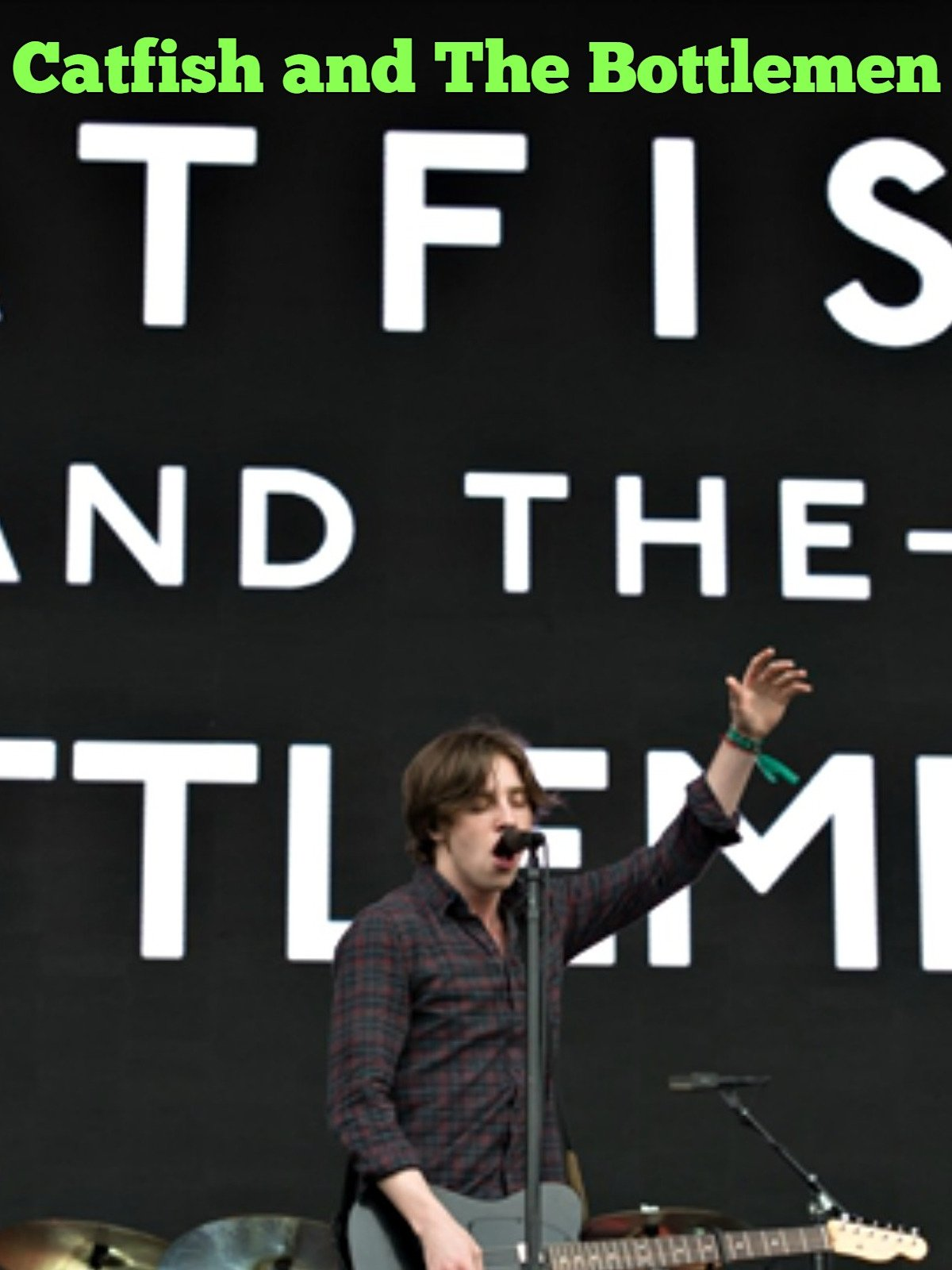 Catfish and The Bottlemen on Amazon Prime Video UK