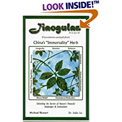 Jiaogulan - Chinese Immortal Herb
