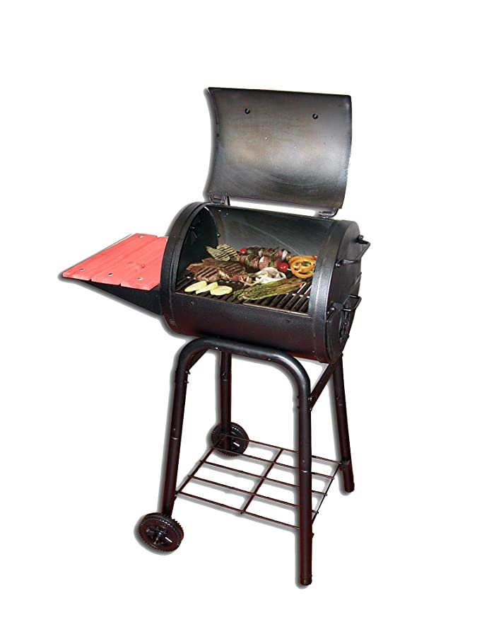 Char-Griller 1515 Patio Pro Charcoal Grill Via Amazon