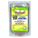 100% Natural Jatamansi Root (NARDOSTACHYS JATAMANSI) Powder for REJUVENATING HAIR ROOTS NATURALLY by Neminath Herbal care (1/2 lb / 8 ounces / 227 g) (Tamaño: 227 Gram)