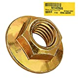 John Deere Original Equipment Lock Nut #M142955