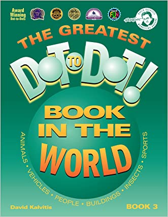 The Greatest Dot-to-Dot Book in the World, Book 3
